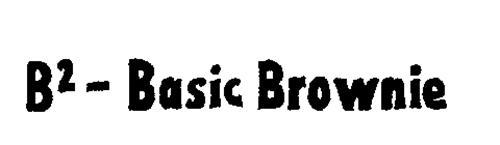 B2-BASIC BROWNIE