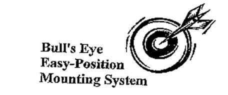 BULL'S EYE EASY-POSITION MOUNTING SYSTEM