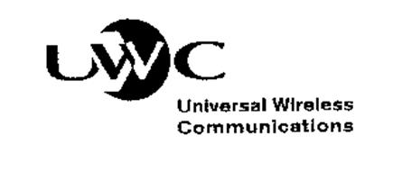 UWC UNIVERSAL WIRELESS COMMUNICATIONS