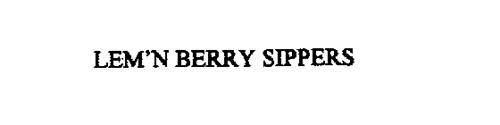 LEM'N BERRY SIPPERS