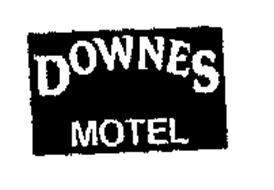 DOWNES MOTEL