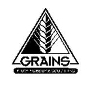 GRAINS ENJOY MORE OF A GOOD THING