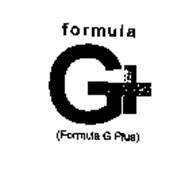 FORMULA G PLUS