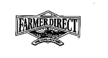 FARMER DIRECT GROWN, PACKAGED & SOLD BYFARMERS