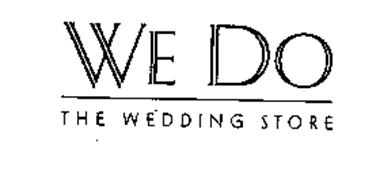 WE DO THE WEDDING STORE