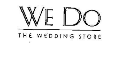 WE DO THE WEDDING STORE