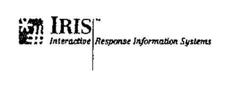 IRIS INTERACTIVE RESPONSE INFORMATION SYSTEMS