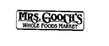 Mrs Gooch S Natural Food Markets