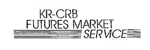 KR-CRB FUTURES MARKET SERVICE