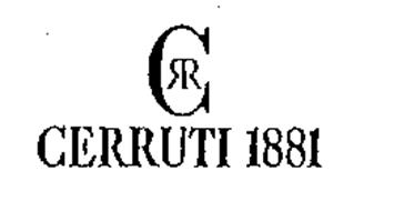 CRR CERRUTI 1881