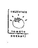 CALIFORNIA TOMATO PACKERS