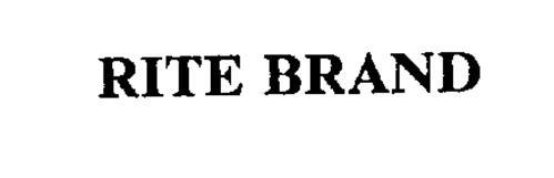 RITE BRAND