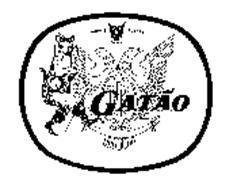 GATAO VINHOS BORGES EST. 1884 GATO
