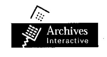 ARCHIVES INTERACTIVE