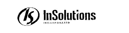 IS INSOLUTIONS INCORPORATED