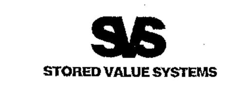 SVS STORED VALUE SYSTEMS