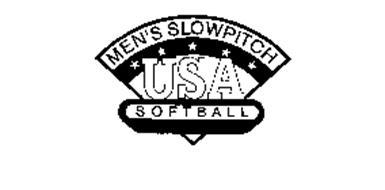 MEN'S SLOWPITCH USA SOFTBALL