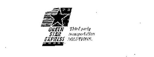 GREEN STAR EXPRESS THIRD PARTY TRANSPORTATION SOLUTIONS.