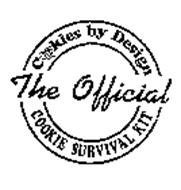 THE OFFICIAL COOKIES BY DESIGN COOKIE SURVIVAL KIT