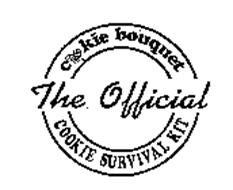 THE OFFICIAL COOKIE BOUQUET COOKIE SURVIVAL KIT