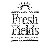 FRESH FIELDS GOOD FOR YOU FOODS