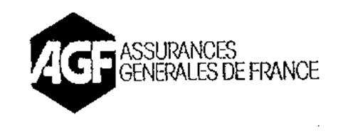 AGF ASSURANCES GENERALES DE FRANCE