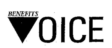 BENEFITS VOICE