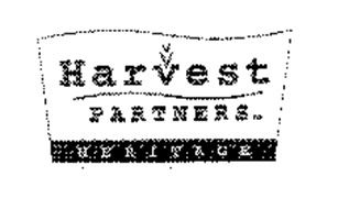 HARVEST PARTNERS HERITAGE