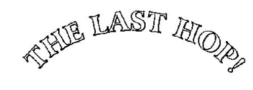 THE LAST HOP!
