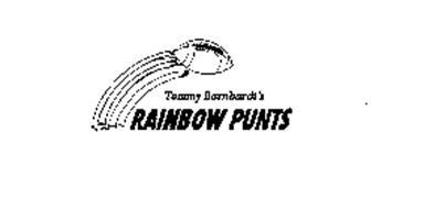 TOMMY BARNHARDT'S RAINBOW PUNTS