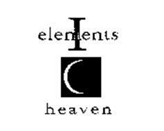 ELEMENTS I HEAVEN