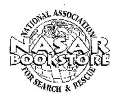 NATIONAL ASSOCIATION FOR SEARCH AND RESCUE NASAR BOOKSTORE