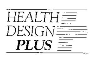 HEALTH DESIGN PLUS