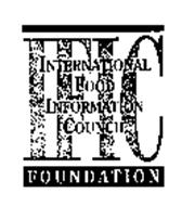 IFIC INTERNATIONAL FOOD INFORMATION COUNCIL FOUNDATION