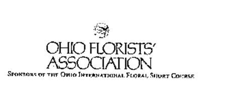 OHIO FLORISTS' ASSOCIATION SPONSORS OF THE OHIO INTERNATIONAL FLORAL SHORT COURSE