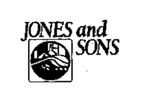 JONES AND SONS