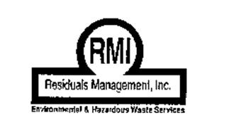 Residuals Management, Inc. Trademarks (2) from Trademarkia