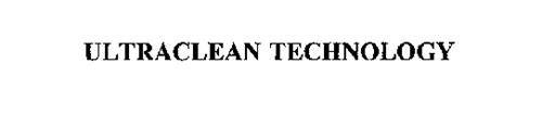 ULTRACLEAN TECHNOLOGY