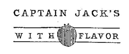 CAPTAIN JACK'S WITH FLAVOR