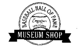 BASEBALL HALL OF FAME COOPERSTOWN OFFICIAL LEAGUE BALL MUSEUM SHOP