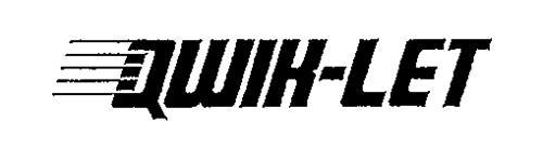 QWIK-LET