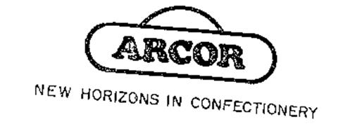 ARCOR NEW HORIZONS IN CONFECTIONERY