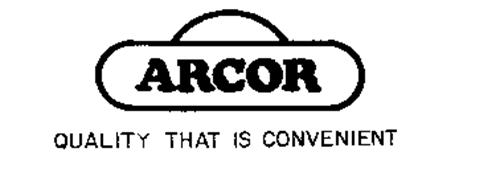 ARCOR QUALITY THAT IS CONVENIENT