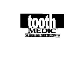 TOOTH MEDIC THE EMERGENCY TOOTH TRANSPORTER