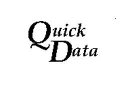 QUICK DATA