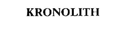 KRONOLITH