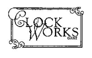 CLOCK WORKS GANZ