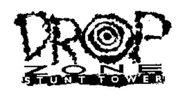 DROP ZONE STUNT TOWER