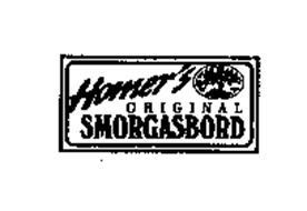 HOMER'S ORIGINAL SMORGASBORD