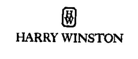 HW HARRY WINSTON